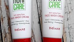 Отзыв: DELUXE Омолаживающий крем для умывания от бренда Nonicare