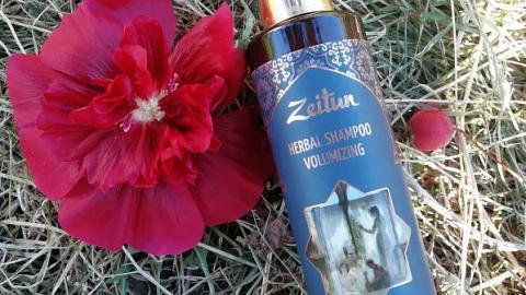 Отзыв: Отверженные. Часть 1. Фито-шампунь для густоты и объема волос с коноплей и ассирийской рожью от Zeitun