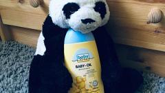 Отзыв: Масло для детской и чувствительной кожи Baby Oil от Baby line