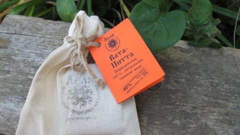 Отзыв: Аюрведическое натуральное травяное мыло Вата-Питта Лэля