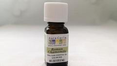 Отзыв: Эфирное масло римской ромашки Aura Cacia. Способы применения
