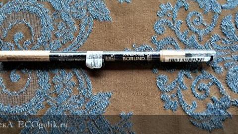 Отзыв: Первый натуральный карандаш от  Аннемари  Борлинд