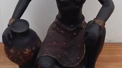 Отзыв: Африканское Черное мыло Nubian Heritage