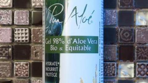 Отзыв: Гель Алоэ Вера 98% от PurAloe.