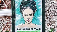 Отзыв: про тканевую маску для жирной и проблемной кожи,  Miss Laminaria