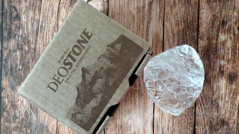 Отзыв: Минеральный дезодорант DeoStone.Мыльные орехи.