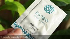 Отзыв: Матирующий крем для лица от Naobay #пробуемпробники