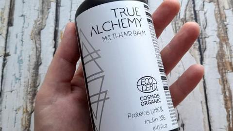 Отзыв: А он мне нравится, нравится, нравится... Бальзам Multi-Hair Balm: Proteins 1,2% & Inulin 3% от бренда True Alchemy