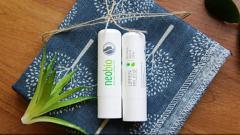 Отзыв: Бальзам для губ от Neobio c био-алоэ и био-оливой