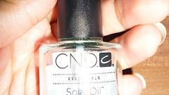 """Отзыв: Масло для ногтей и кутикулы """"Solar Oil"""" CND"""