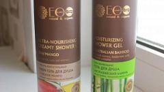 Отзыв: Гели для душа от Eco Lab Австралийский бамбук Увлажняющий и ультра питательный гель для душа Тайское манго