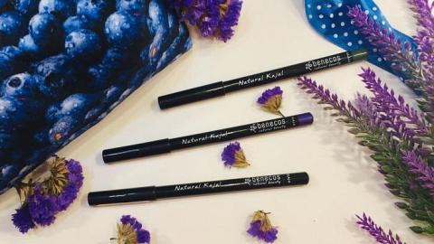 Отзыв от Алёна Королёва: Натуральный карандаш для контура глаз и век (черный)
