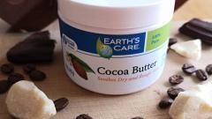 Отзыв: Масло какао Earth's Care от растяжек на теле. Мой рецепт применения