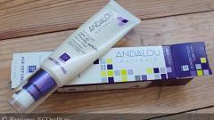 Отзыв: Сыворотка с антиоксидантным комплексом SPF 30 от Andalou Naturals - работающий санскрин, который ухаживает за кожей
