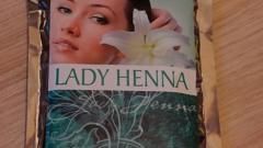 Отзыв: Сухой шампунь для мытья волос Lady Henna