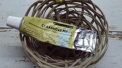 Отзыв: Питательная маска с церамидами: использую для лица и рук