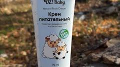 Отзыв: Детский крем от OrganicZone - необходимый продукт для малышей и мам!!!