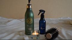 Отзыв: Шампунь Professional от выпадения для нормальных и восстановления натуральных волос Moran Kosmetics