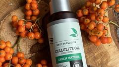 Отзыв: Green Matcha масло для антицеллюлитного массажа от Urtekram
