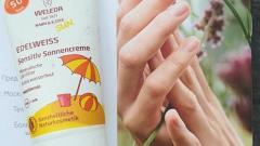 Отзыв от Ирина: Натуральный солнцезащитный крем для младенцев и детей SPF 30