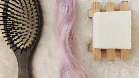 Отзыв от Evga304: Твердый шампунь бессульфатный для гладкости и блеска волос