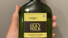Отзыв: Кондиционер для волос «шелковистое молоко» Ausganica