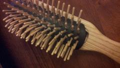 Отзыв: Щётка деревянная разборная Tek
