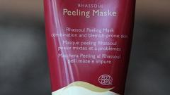 Отзыв: Маска-пилинг для проблемной кожи Alva