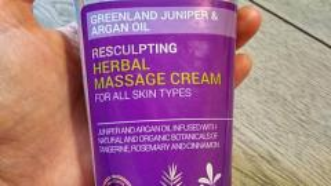 Отзыв: Подтягивающий массажный крем для всех типов кожи от ICEVEDA