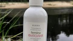 """Отзыв: """"Femina Фитолия"""" нежнейший гель для интимной гигиены"""
