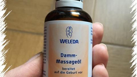 Отзыв: Масло для подготовки интимной области к родам Weleda