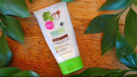 Отзыв: Neobio Маска для волос с био-маслом брокколи и плодов дерева ши для красоты и здоровья волос