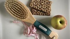 Отзыв: Массажная щетка для сухого массажа ErgoForm Massage Brush Earth Therapeutics
