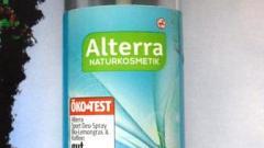 Отзыв: Дезодорант от марки Alterra – классический представитель немецкой натуральной сертифицированной косметики!