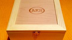 Отзыв: Коробочка для хранения эфирных масел AKH