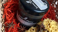 Отзыв: Марокканское черное мыло Премиум с гассулом и розмарином Jardin d'Oléane