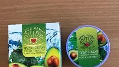 Отзыв: Чудо-скраб с маслом авокадо Море Лечит