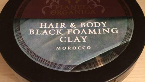 Отзыв: Черная марокканская мылящаяся глина Planeta Organica