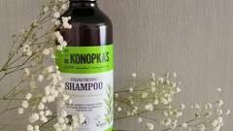 Отзыв: Дружба не удалась. История об Укрепляющем шампуне от Dr. Konopka's