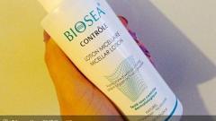 Отзыв: BIOSEA / Мицеллярный лосьон Controle Lotion Micellare