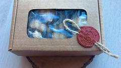 """Отзыв: Натуральное мыло для душа """"Реликт"""" с жасмином Jurassic Spa"""