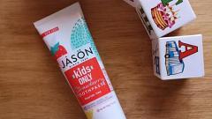 Отзыв: Зубная паста Jason Natural для детей 2+