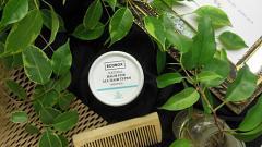 """Отзыв: Натуральный густой бальзам """"Ментол"""" для всех типов волос ECOBOX"""