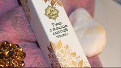 Отзыв от Lesenok : Натуральная тушь с маслом листьев усьмы для удлинения ресниц