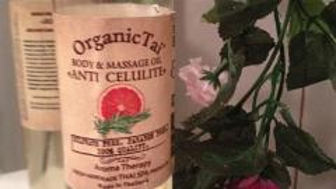 "Отзыв: Масло для тела и аромамассажа ""Антицеллюлитное"" Organic Tai"