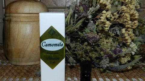 Отзыв: Эфирное масло абсолю Ромашка Iris