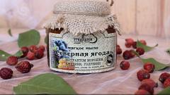Отзыв: Монастырская мыловарня Традиция Мягкое мыло «Северная ягода» с экстрактом морошки, ежевики, голубики