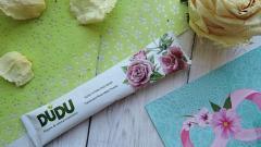 Отзыв: DUDU - альгинатная маска с лепестками роз.