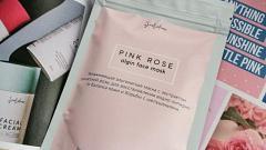 """Отзыв от Svetalisa_bb: Увлажняющая альгинатная маска с экстрактом дамасской розы """"Pink rose"""""""