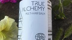 Отзыв: Multi-Hair Balm: «Proteins 1,2% & Inulin 3%», бальзам для волос от True Alchemy. В общем, что с ним, что без него...